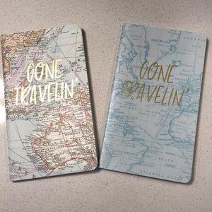 Gone Travelin' Journals